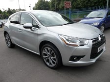 Citroen DS4 1.6e-HDI (110bhp) Airdream DStyle Hatchback 5d 1560cc
